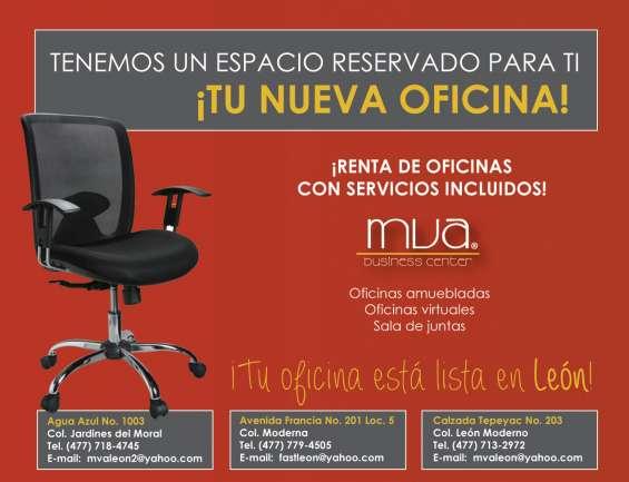 Oficinas ejecutivas para ti