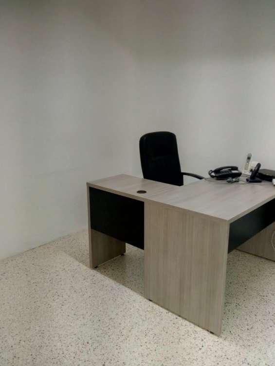 Alquiler de oficinas ejecutivas con servicios incluidos