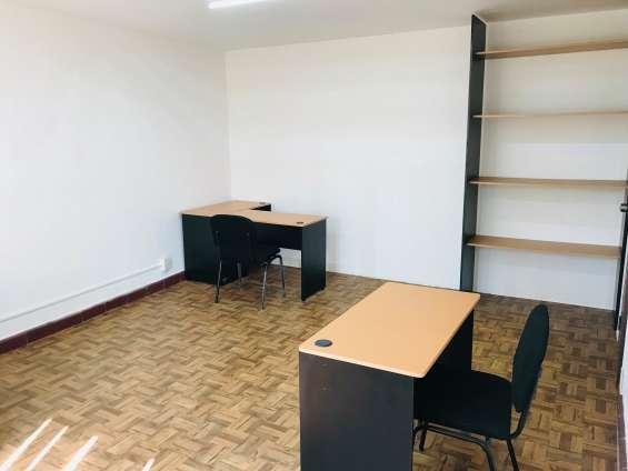 Oficinas super amplias