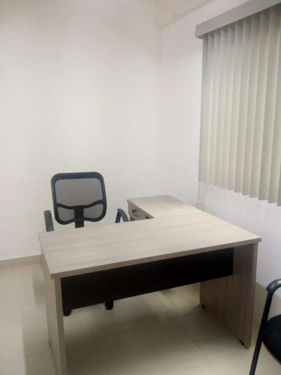 Oficinas ejecutivas, excelentes servicios incluidos