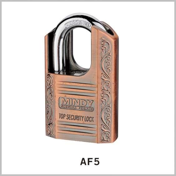 Candado zinc alloy padlock af5