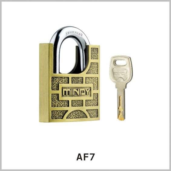 Candado zinc alloy padlock af7