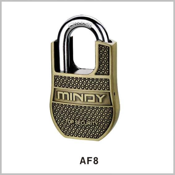 Candado zinc alloy padlock af8
