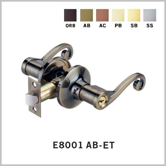 Chapa lever lock e8001