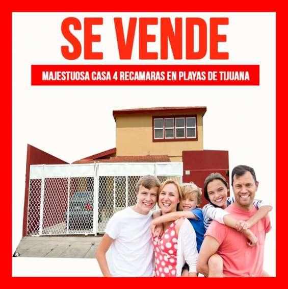 ?mereces vivir aquí casa 4 recamaras playas de tijuana?