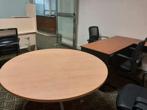 Confort en nuestras oficinas en renta