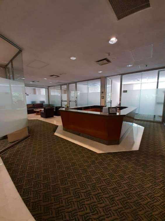 Oficinas en renta con personal de seguridad