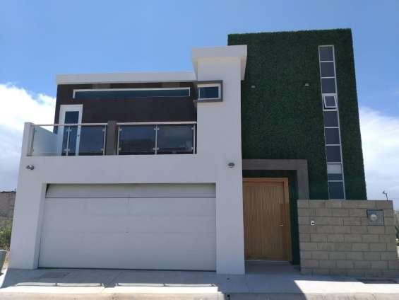Casa nueva en venta en tijuana, san marino residencial