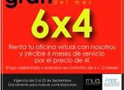 OFICINAS AMUEBLADAS MVA 6X4