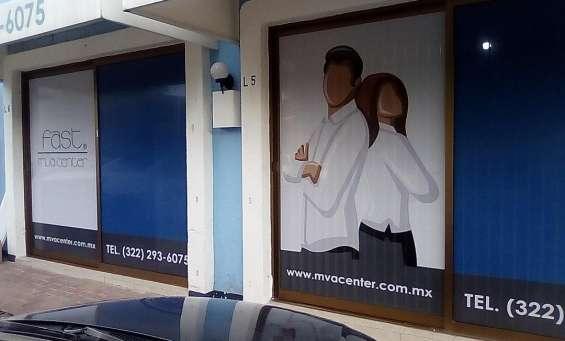 Nuevas oficinas con todos los servicios en puerto vallarta