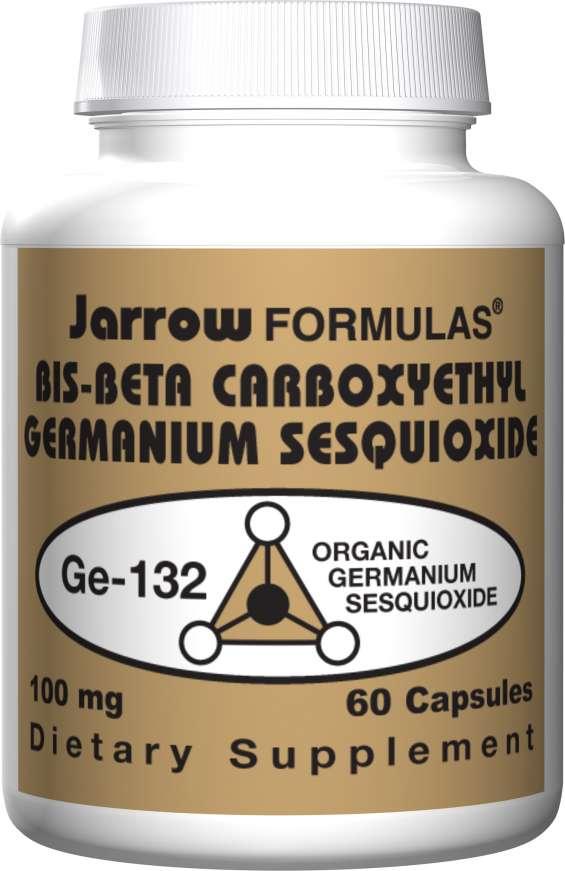 Germanio ge132, potente antioxidante, es nutriente