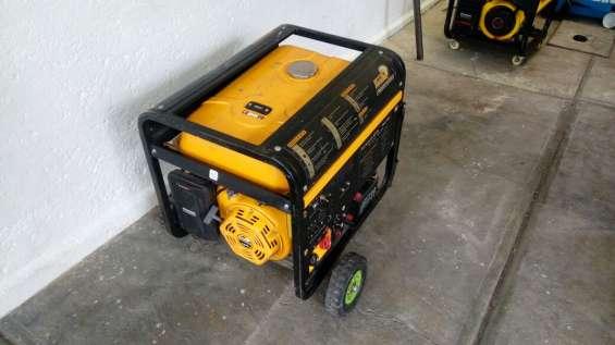 Vendo generador soldadora