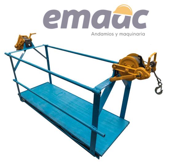 Hamaca / andamio colgante emaac