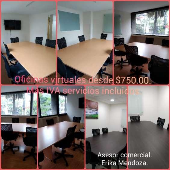 Alquiler de oficinas para domiciliar empresas.